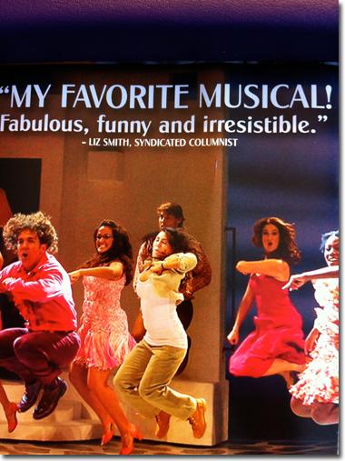 Mamma Mia! Brochure - photo by Joan Marcus