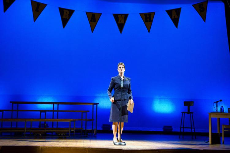 Jennifer Swiderski as Rona Lisa Peretti