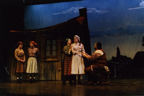 Jennifer Swiderski in Fiddler on the Roof