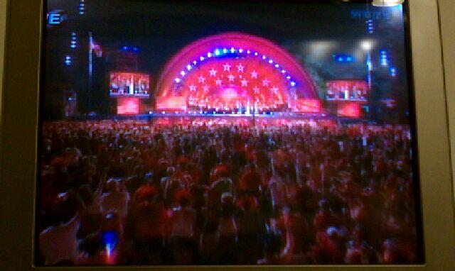 Mamma Mia Boston Pops July 4th Concert 2011
