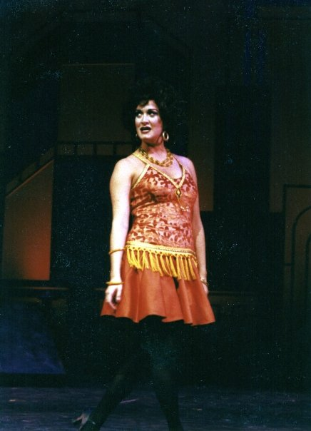 Jennifer Swiderski in Sweet Charity